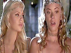 Sophie Turner , Kristanna Loken - Legend of Awesomest Maximus
