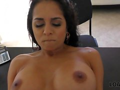 LOAN4K. Horny agent wants to feel that pussy from inside...