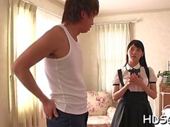 delectable exotic rei mizuna gets to big orgasm