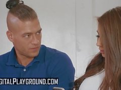 Busty babe Madison Ivy fucks her ex boyfriend after - Digital Playground