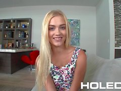 HOLED - Alex Grey Receives Intense Anal Dick Down From Babysitter