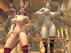 Warcraft Bunnies HD