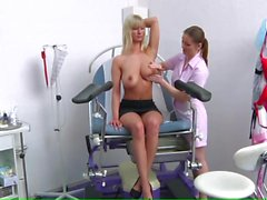 BREAST EXAM (AMAZING BOOBS Part 1)