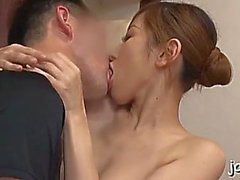 lusty honey in erotic scene