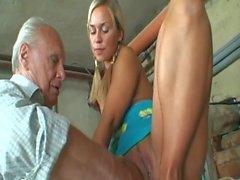 frau sex schmutziger alter mann