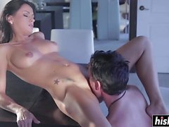 Nadia Capri gets plowed in various positions