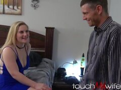 'Hot Wife With Young Stud Guy To Make Me Watch'