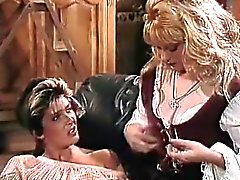 Tracy Adams, Mike Horner, John Leslie bei klassische Sex -Clip