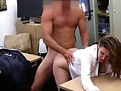 Bigtits pawnbroker slut fucks and sucks