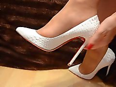 Feet in Nylon - Video 9