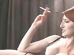 Smoking Porn Hot Voluptuous Sweetie