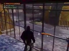 Tom Clancy The Division Gameplay (Alpha)