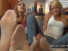 Hot Young Sluts Foot